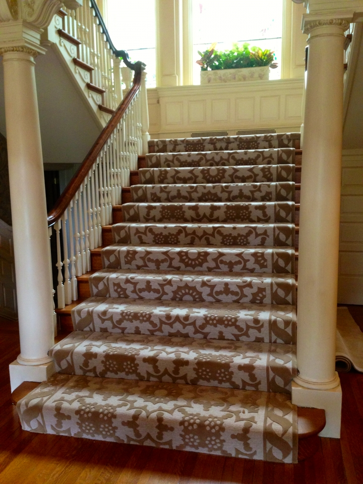 Custom Multilevel Hand Tufted by Silk Road Carpet and Rugs3