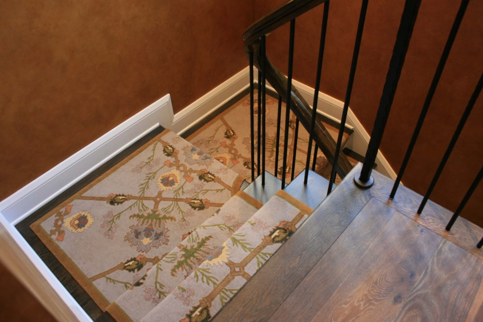 Custom Needlepoint by Silk Road Carpet and Rugs2