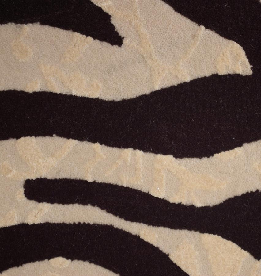 Zebra Pattern Horse Rug: Zebra CONTEMPORARY Rug Designs