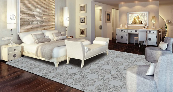 Silk Road Carpet And Rugs Custom Designer Woven Imported Carpets